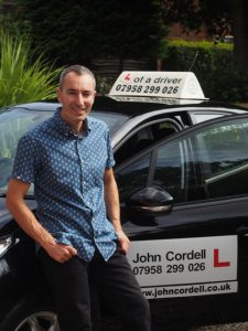 Driving Instructor Welwyn Garden City