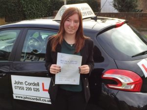 pass driving test welwyn garden city